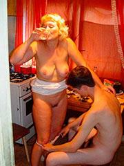 Порно милф из категории «Пьяные»